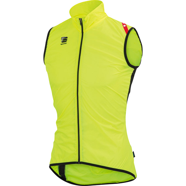 Sportful Hot Pack 5 vesta fluo žltá