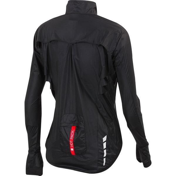 Sportful Hot Pack 5 dámska bunda čierna