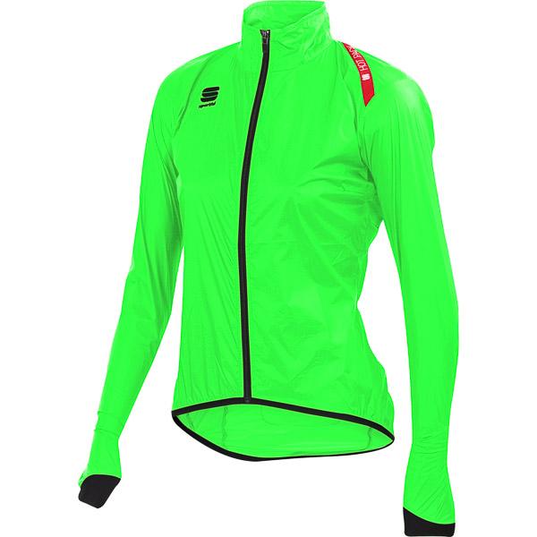 Sportful Hot Pack 5 dámska bunda fluo zelená