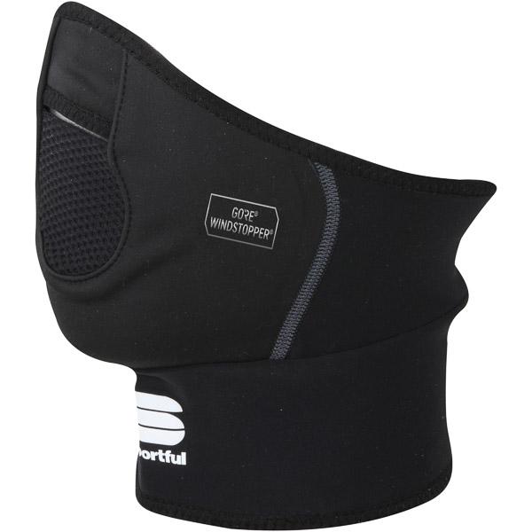 Sportful Windstopper Face Mask čierna