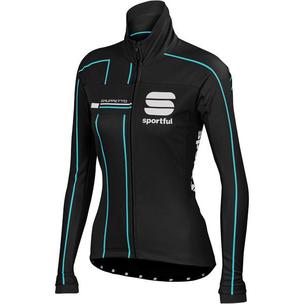 Sportful Gruppetto Pro dámska bunda čierna/antracit