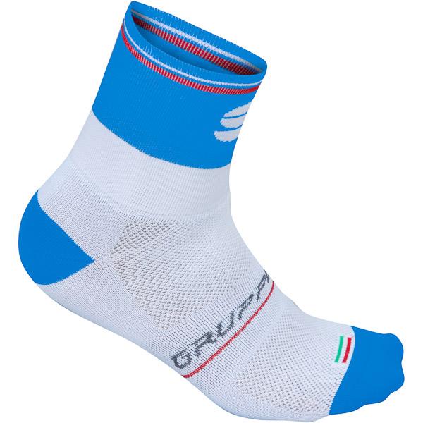 Sportful Gruppetto Pro 12 ponožky biele/modré
