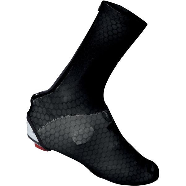 Sportful Lycra návleky na tretry čierne