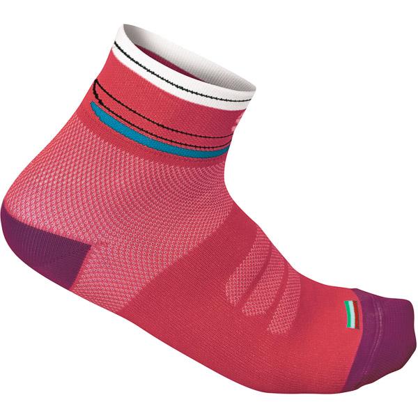 Sportful Pro 3 ponožky dámske ružové
