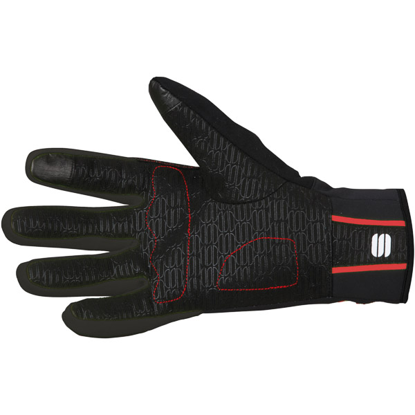 Sportful Sotto Zero rukavice čierne