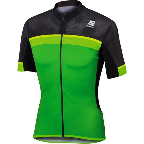Sportful Pista cyklodres zelený