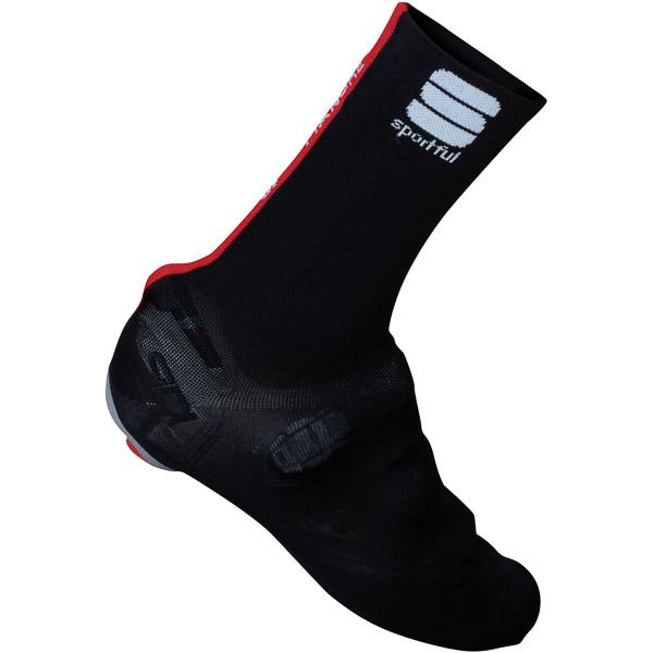 Sportful Fiandre Knit návleky na tretry čierne