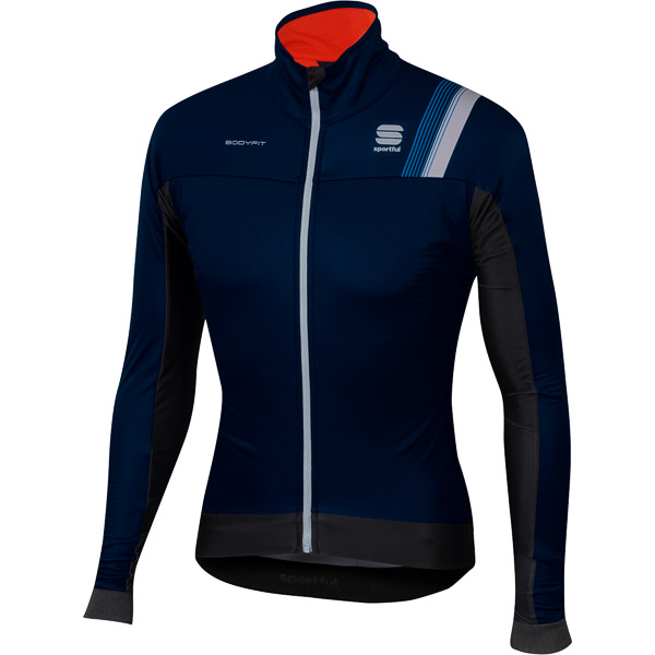 Sportful Bodyfit Pro Thermal bunda tmavomodrá/čierna