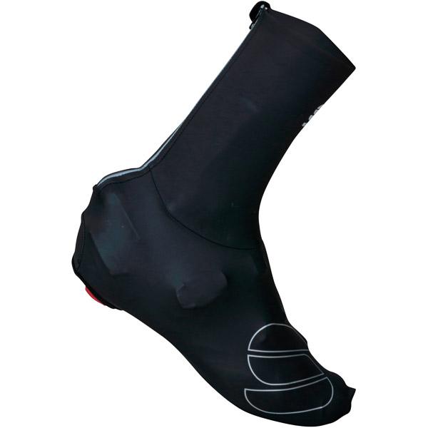 Sportful SpeedSkin Silicone návleky na tretry čierne