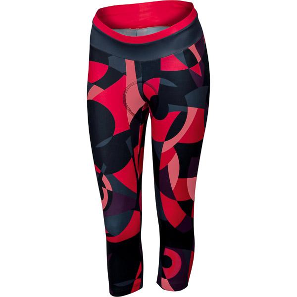 Sportful Primavera 3/4 nohavice dámske ružové