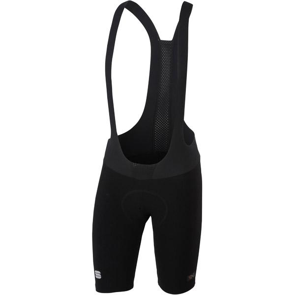 Sportful Celsius Kraťasy s trakmi čierne/čierne