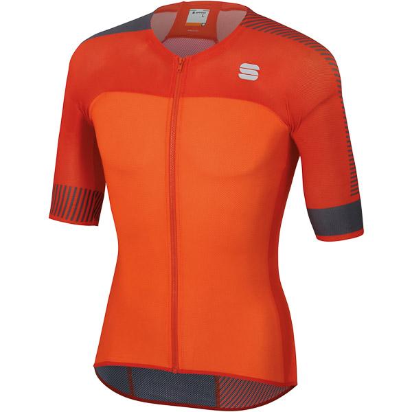 Sportful Bodyfit Pro 2.0 Light Dres oranžový/červený