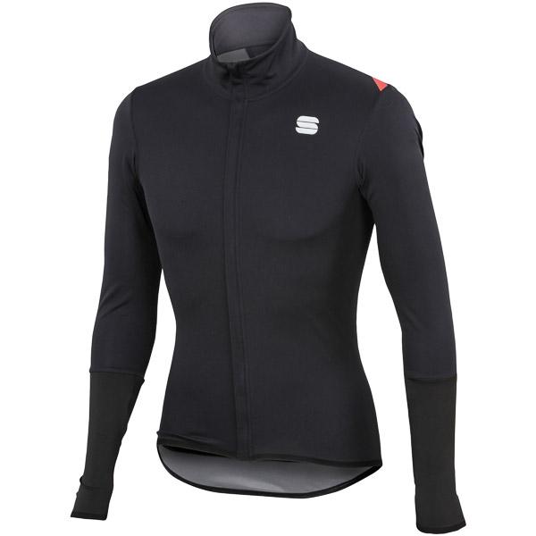 Sportful Fiandre Light NoRain bunda čierna