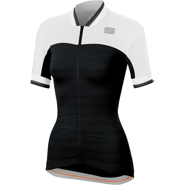 Sportful Grace Dámsky dres čierny/biely