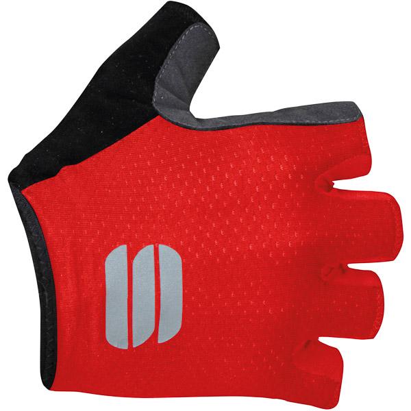 Sportful TC cyklo rukavice červené