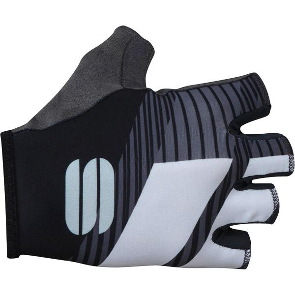 Sportful Bodyfit Team rukavice čierna/biela