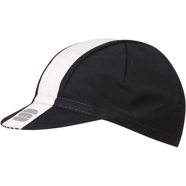 Sportful BodyFit Pro šiltovka čierna/biela