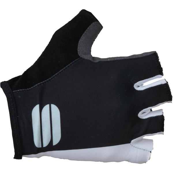 Sportful Diva dámske rukavice čierne/biele