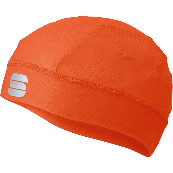 Sportful Infinite Čiapka pod prilbu oranžová