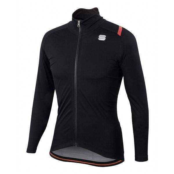 Sportful Fiandre Ultimate2 WindStopper bunda čierna