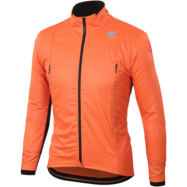 Sportful R&D Intensity bunda oranžová