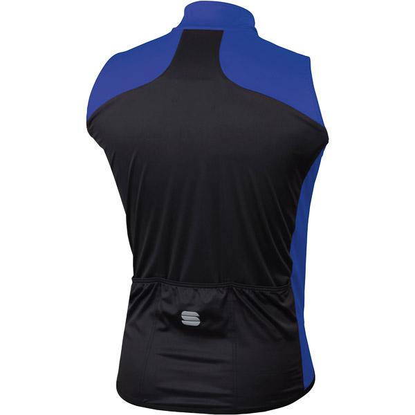 Sportful Bodyfit Pro Gore® Windstopper® vesta modrá