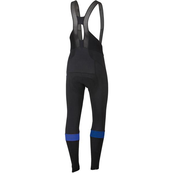 Sportful Bodyfit Pro nohavice s trakmi čierne/modré