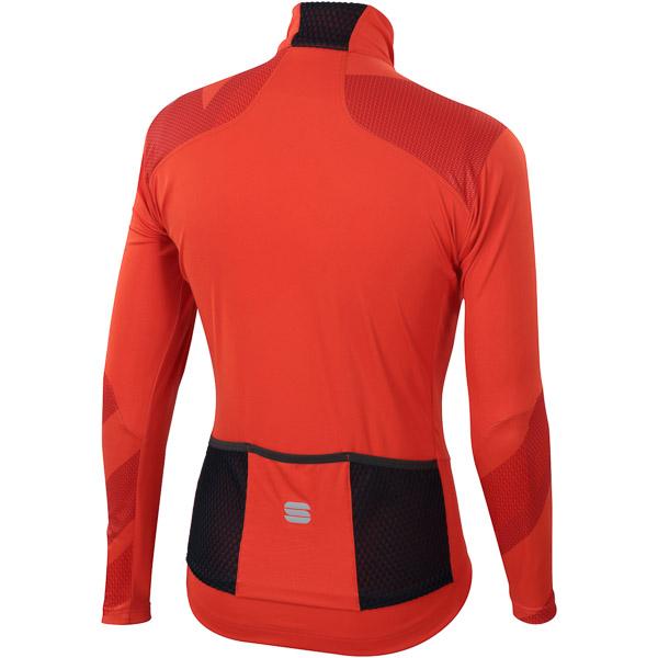 Sportful Attitude cyklo bunda červená