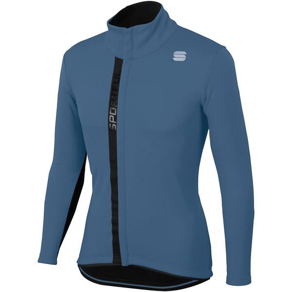 Sportful Tempo WindStopper bunda modrá/čierna