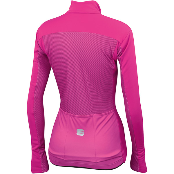 Sportful Tempo dámska bunda ružová