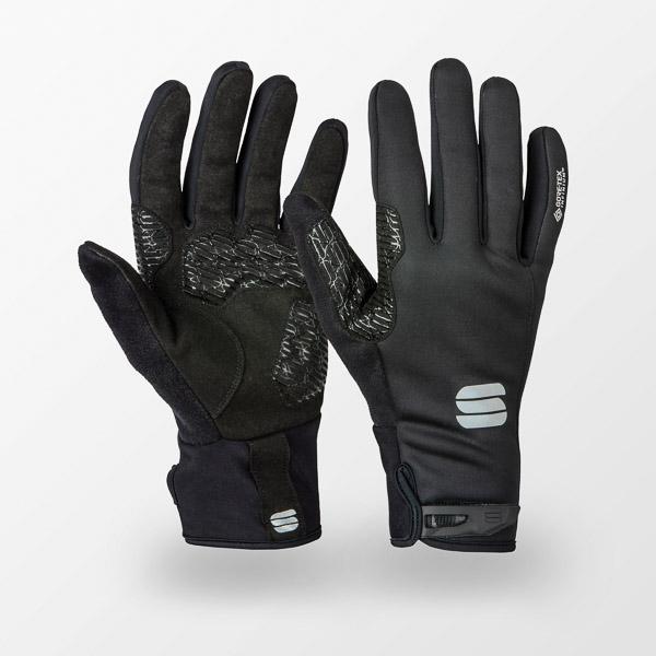 Sportful WS Essential 2 rukavice čierne