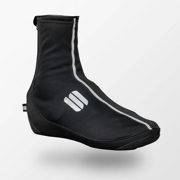 Sportful WindStopper Reflex 2 návleky na tretry čierne