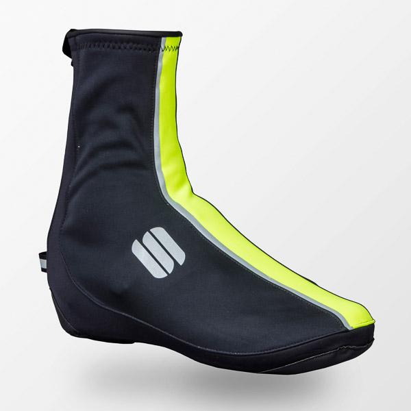 Sportful Gore WindStopper Reflex2 návleky na tretry fluo žlté