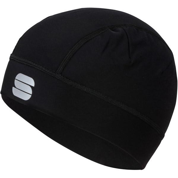 Sportful Edge čiapka čierna