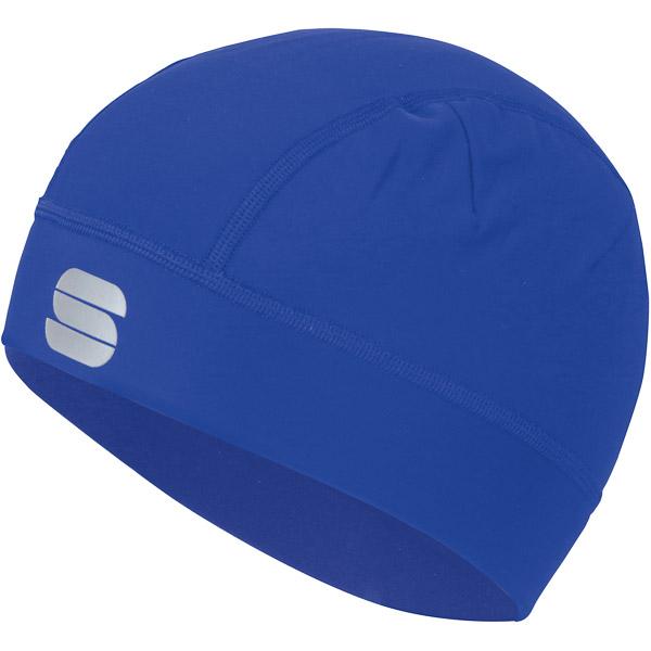 Sportful Edge cyklo čiapka modrá