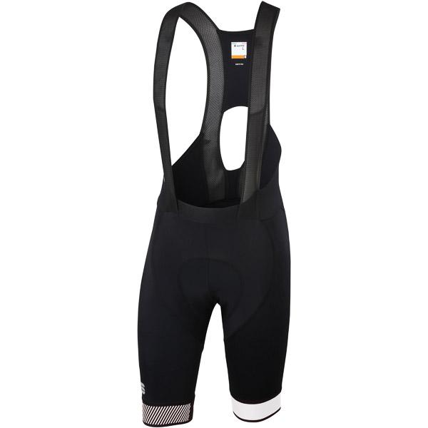 Sportful Bodyfit Pro 2.0 LTD Kraťasy s trakmi čierne/biele