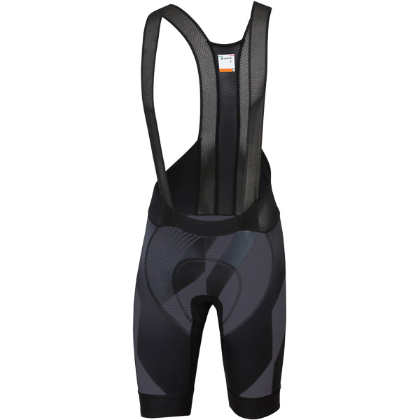 Sportful Bodyfit Pro 2.0 LTD X-Kraťasy s trakmi  čierne/antracitové