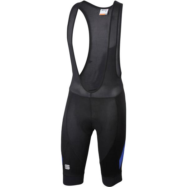 Sportful Neo Kraťasy s trakmi čierne/modré