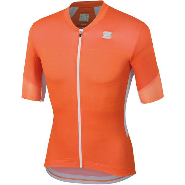 Sportful GTS Dres oranžový/svetlooranžový/biely