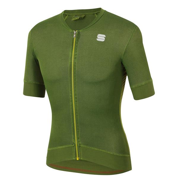Sportful Monocrom Dres zelený