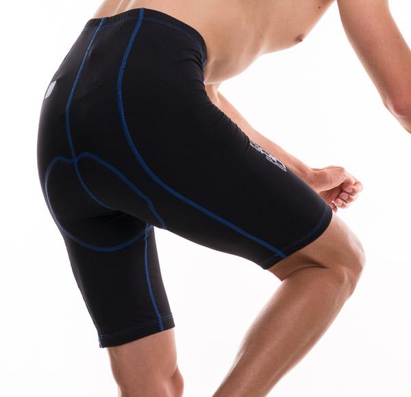Sportful Spin kraťasy, čierna-modrá