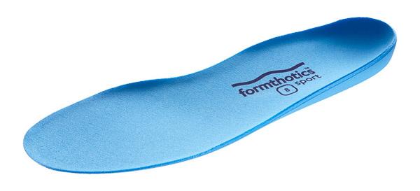 Formthotics SKIALP dvojvrstvové modré