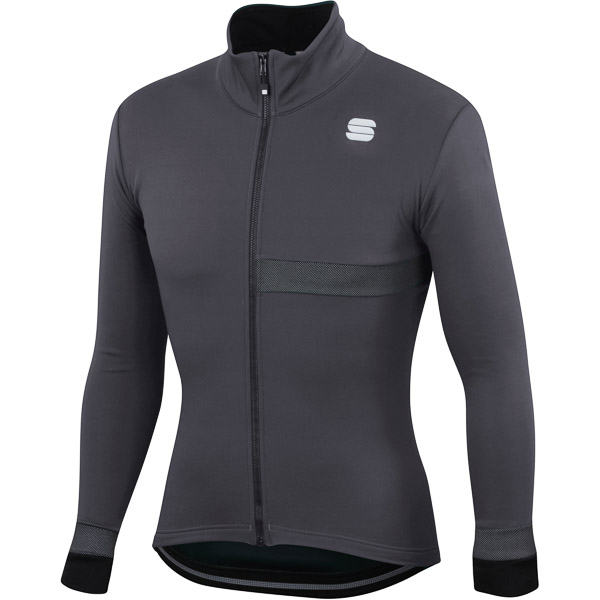 Sportful Giara Softshell bunda antracitová