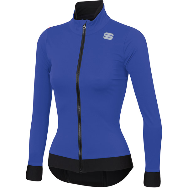 Sportful Fiandre Medium dámska bunda modrá