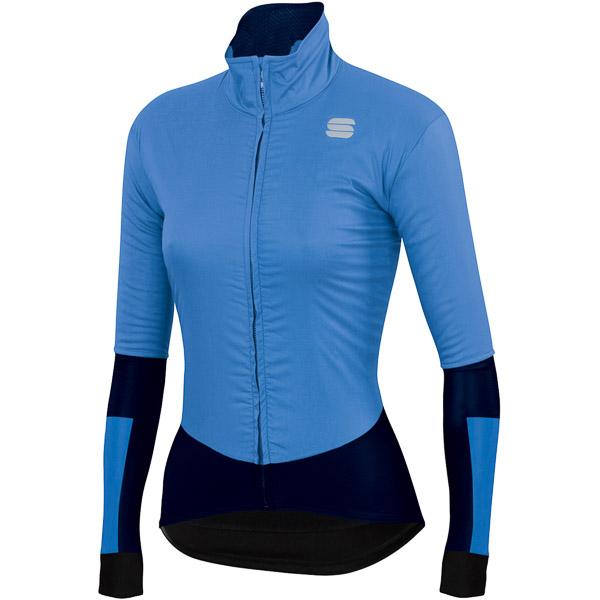 Sportful Bodyfit Pro dámska bunda modrá