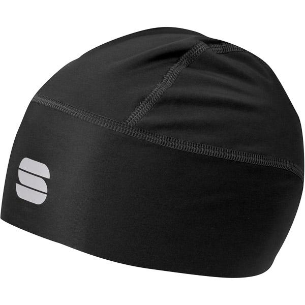 Sportful Edge dámska čiapka čierna