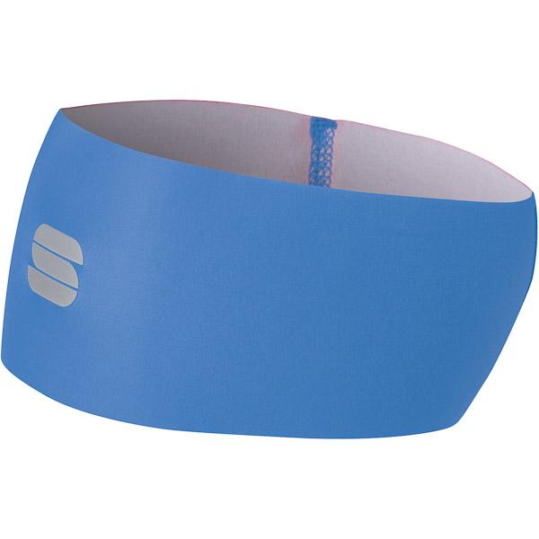 Sportful Edge dámska čelenka modrá