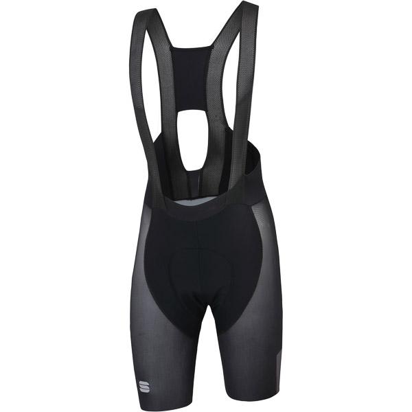 Sportful Bodyfit Pro Air kraťasy s trakmi čierne/antracitové