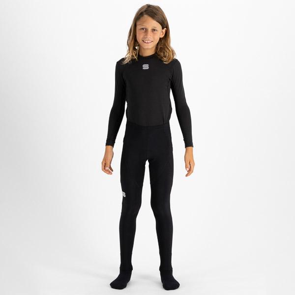 Sportful Detské Giro nohavice čierne