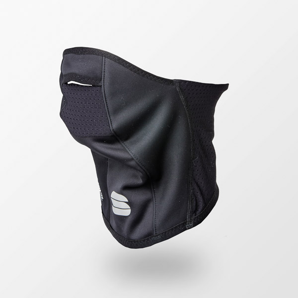 Sportful Maska na tvár čierna
